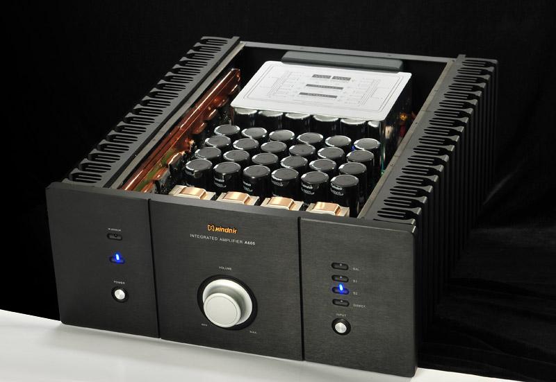 Xindak A600E Integrated Amplifier מגבר משולב.jpg